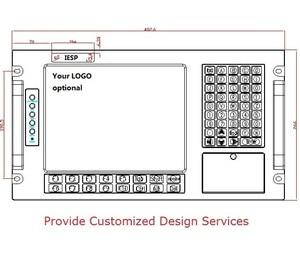 Image 4 - Промышленная рабочая станция 6U, 19 дюймов, E5300 (2M кэш, 2,60 ГГц), 4 Гб памяти, 500 Гб HDD, 4xPCI,4xISA