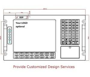 """Image 4 - 6U de 19 """", montaje en Rack Industrial estación E5300 (2M Cache 2,60 GHz) 4GB de memoria 500GB HDD 4xPCI 4 xISA:"""