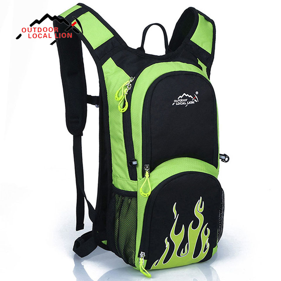 LOCAL LION Cycling Backpack 12L Bag To Bike Travel Marathon Bag To Hold Water Cycling Backpack Running Mountain Bike Bicycle Bag roswheel mtb bike bag 10l full waterproof bicycle saddle bag mountain bike rear seat bag cycling tail bag bicycle accessories