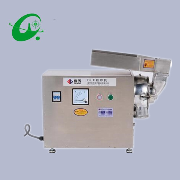 Stainless steel Continuous Chinese herbal medicine powder machine Electric grinding machine Ultrafine pulverizer high quality 2000g swing type stainless steel electric medicine grinder powder machine ultrafine grinding mill machine