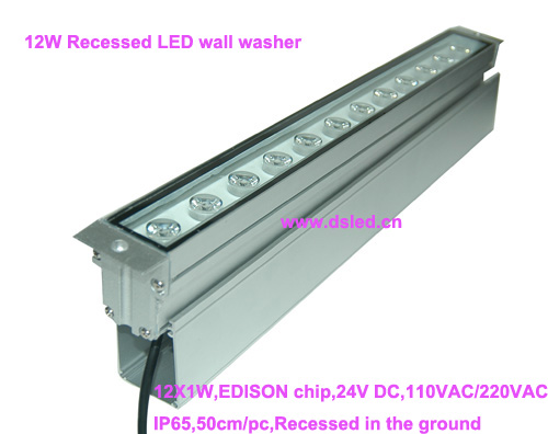 IP65  high power Linear 12W Recessed LED bar light  12W Inground LED wall  washerCompare Prices on Led Inground Bar  Online Shopping Buy Low Price  . Inground Linear Led Lighting. Home Design Ideas
