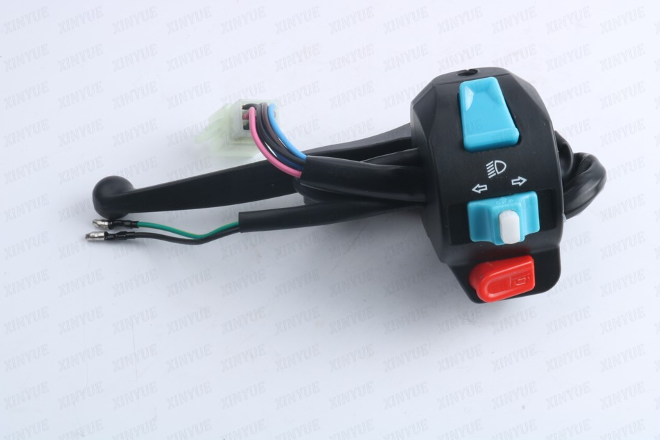 Chinese Scooter Left Side Drum Brake Switch Housing GY6 50cc 125cc 150cc 139QMB 152QMI 157QMJ  Moped Scooters ATV