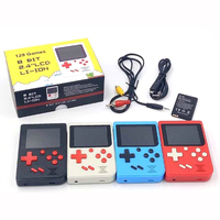 Retro Mini 2 Handheld Game Console Built in 129 games Video Games Handheld Console
