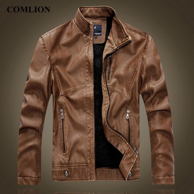 Aliexpress.com : Buy Fashion Brand Faux Leather Coats Men