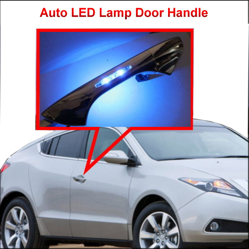 For Acura ZDX 2012 / 12V Car Dedicated Door Handle Lamp