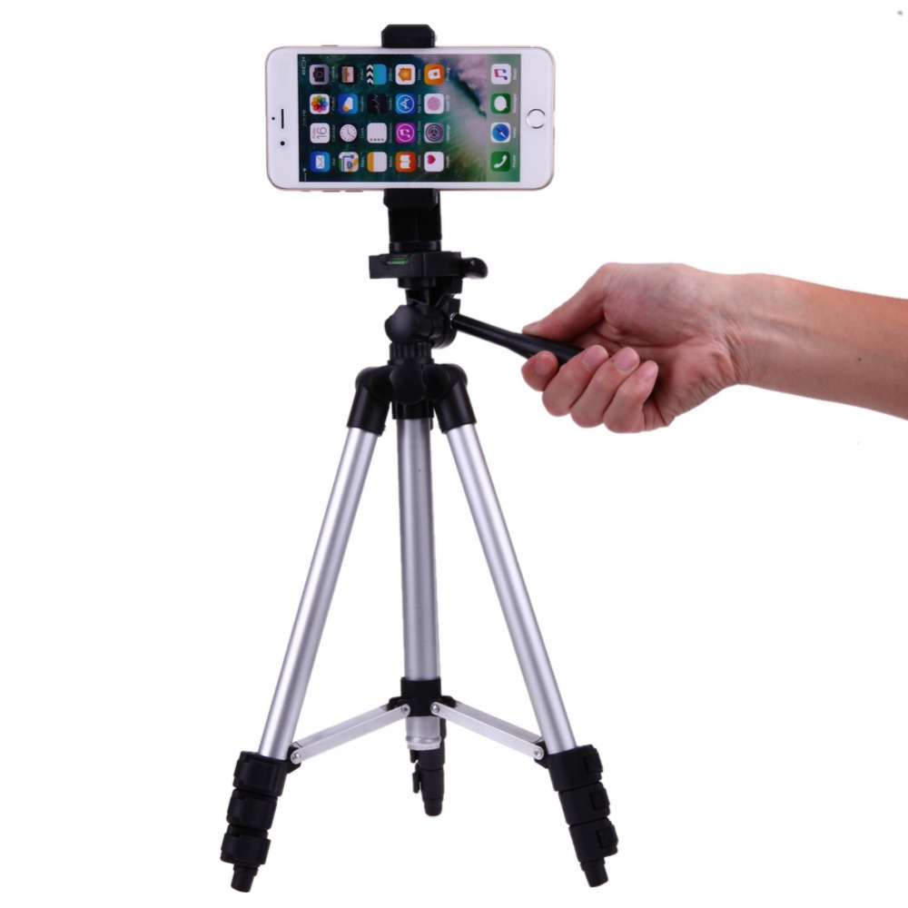 Tripod for Mobile Phone Professional Camera Tripod Stand Holder Digital Camera Table PC Mobile Phone Smartphone Holder Tripod 5
