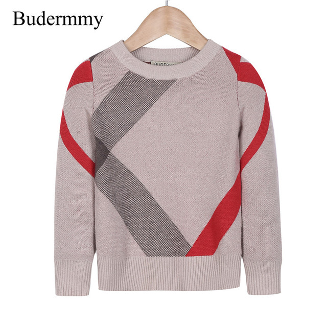 Baby Boys Sweaters for Girls Tops Knitwear Pullover Winter Children s  Sweater for 1 2 3 4 5 6 7 8 Years Toddler Kids Clothing 0309c1bb7