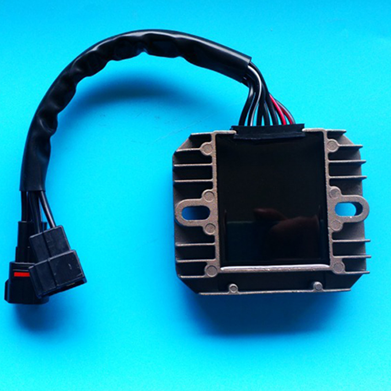 1pc Motorcycle Metal Voltage Regulator Rectifier Fits SUZUKI GSXR600 GSXR750 GSXR1000 Ne ...