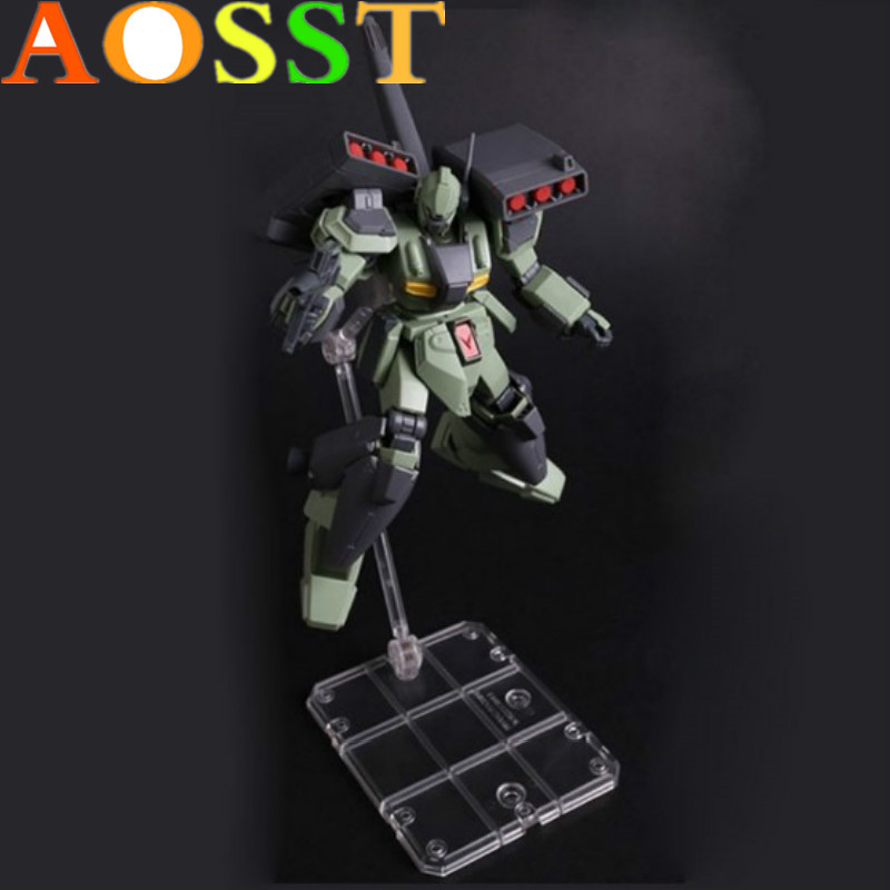US $2 46 10% OFF High Quality Action Base Suitable Display Stand For 1/144  HG/RG Gundam/Figure Animation Cinema Game ACG Game Toy Garage Kit-in Action