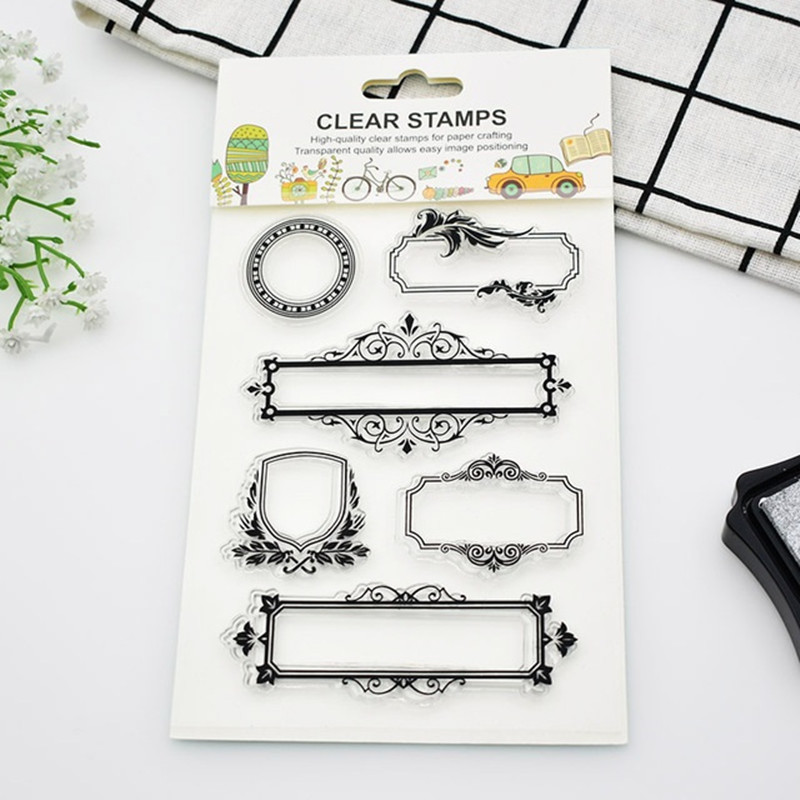 clear stamps how to use