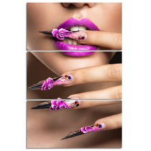 Make-up Picture for Beauty Shop Wall Art Decoration