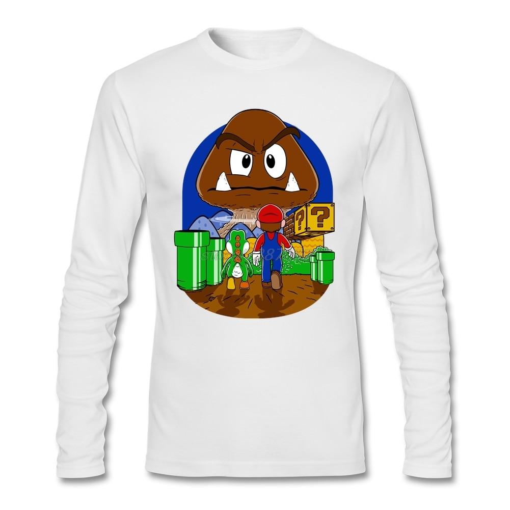 Shirt design cheap - For Man Mushroom Never Changes T Shirt Cheap Wholesale Crew Neck Cool Tee Shirt Designs Unique