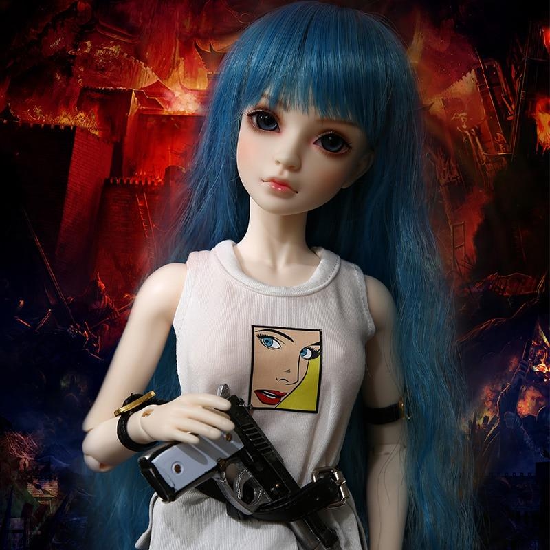 BJD Doll Iplehouse JID Tania IP 1 4 Fashion Toys for Girls Toy Girl Mini Baby