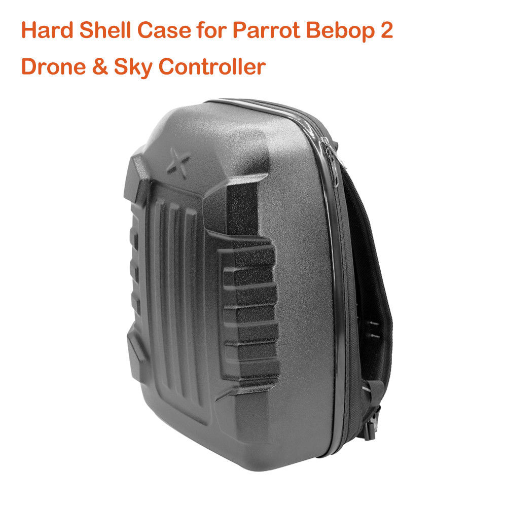 TOMLOV Hard Shell Backpack Transport Carrying Case Storage Box for Parrot Bebop 2 Drone & Sky Controller xiaying smile new summer woman sandals shoes women pumps platform fashion casual square heel buckle strap open toe women shoes