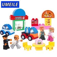 Stavebnice Lego duplo pro malé děti – 16 ks