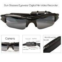 Lightdow мини солнцезащитные очки цифровой видеорегистратор очки камера мини видеокамера солнцезащитные очки DVR 3