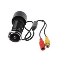 Wide Angle Door Cat Eye Surveillance Camera Viewer CCD 700TVL Mini CCTV Camera Pal Hardware