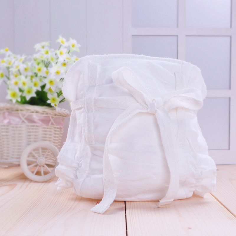 2016 Real Training Pants Cloth Diaper 2pcs/lot Six Watertight Compartments Gauze Diapers Newborn Baby Urinary Supplies B-nk006-2
