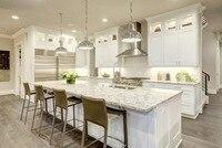 2018 Классическая индивидуальная Массивная древесина кухонные шкафы современная кухня мебель SKC80903