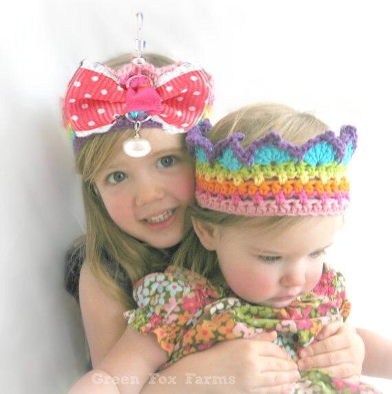 1pcs Baby Girl Cute Headband Newborn Bow Hair Band Headdress Headwear Hairp