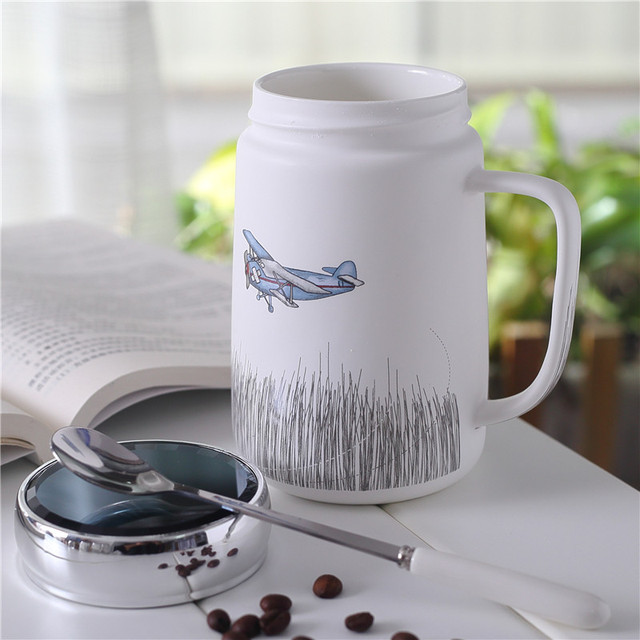 510ml funny novelty travel mug ceramic white coffee tea milk mug cup 510ml funny novelty travel mug ceramic white coffee tea milk mug cup personalized birthday easter gifts negle