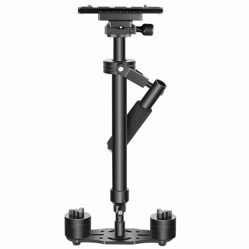 Neewer Aluminum Alloy Handheld Stabilizer With Quick Shoe Plate