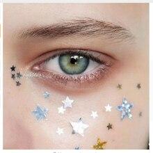 Blue ZOO 3000pcs Super Chunky Glitter Star Nail Face Body Eye Shadow Sequins 867fa9a851ea