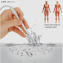 Discount! AIBOULLY 1-500x electronic magnifying glass 7mm endoscope gynecological microscope ear nose nose anal vaginal examination