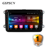 4G SIM LTE Nerwork 8 inch Octa 8 Core Android 6.0 2G RAM 2 Din Car DVD GPS Navi Radio Player For Polo/Jetta/Sharon/Amarok/VW/GTI