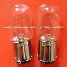 NEW!Miniature lamp light 12v 15w ba15d t20x48 A653