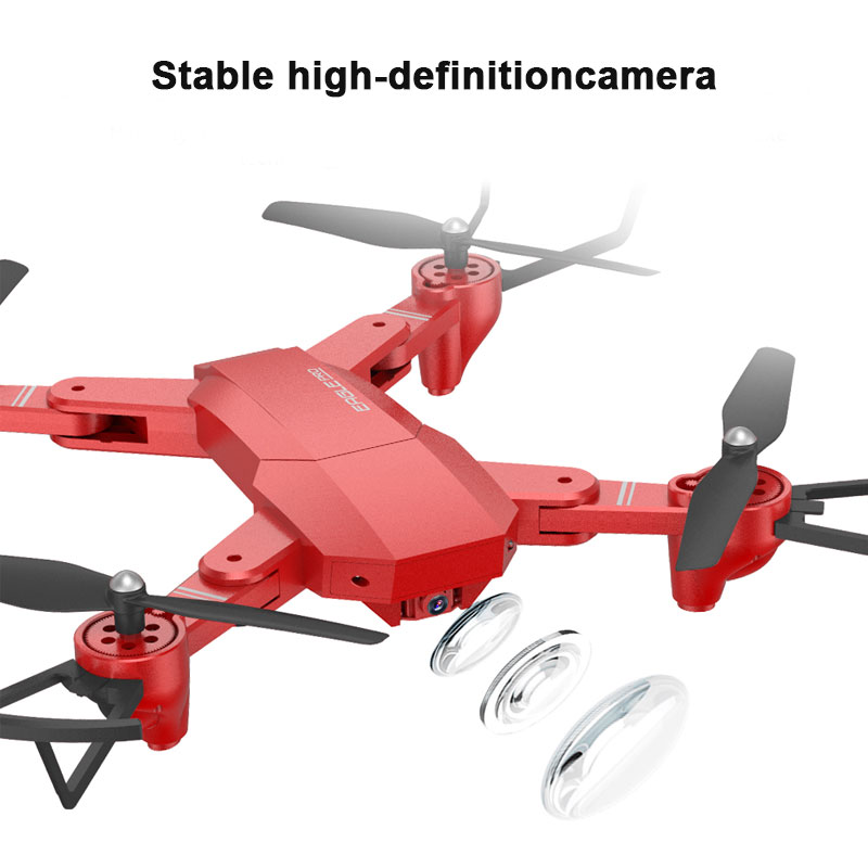Quadcopter Drone Aircraft Intelligent Professional Original HD Camera Foldable RC FPV Wifi Height Hold Live Hover 3D Flips