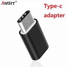 Micro USB to Type C Converter Original Type-C Data Charging Cable Adapter Fast Charger P20 pro P 20 P10 P9 lite mate 9 10(China)