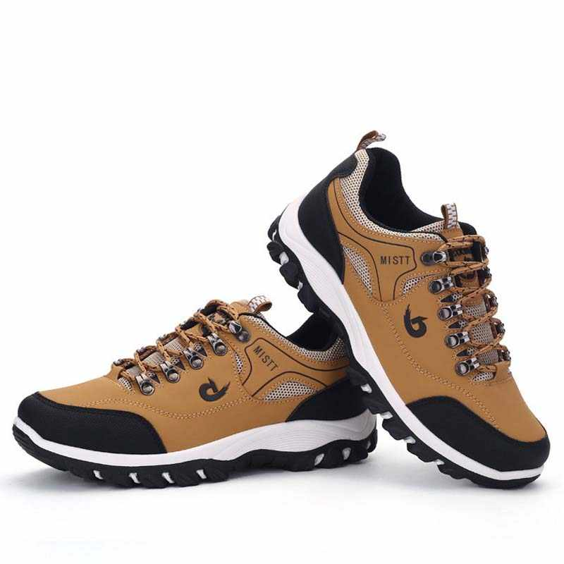 Nanjiren Nieuwe mannen schoenen, lichtgewicht mannen mode sport schoenen, non-slip outdoor wandelschoenen