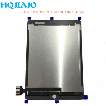 Tablet LCD Screen For Apple iPad Pro 9.7'' LCD Display Touch Screen Digitizer For iPad Pro A1673 A1674 A1675 9.7 inch Assembly