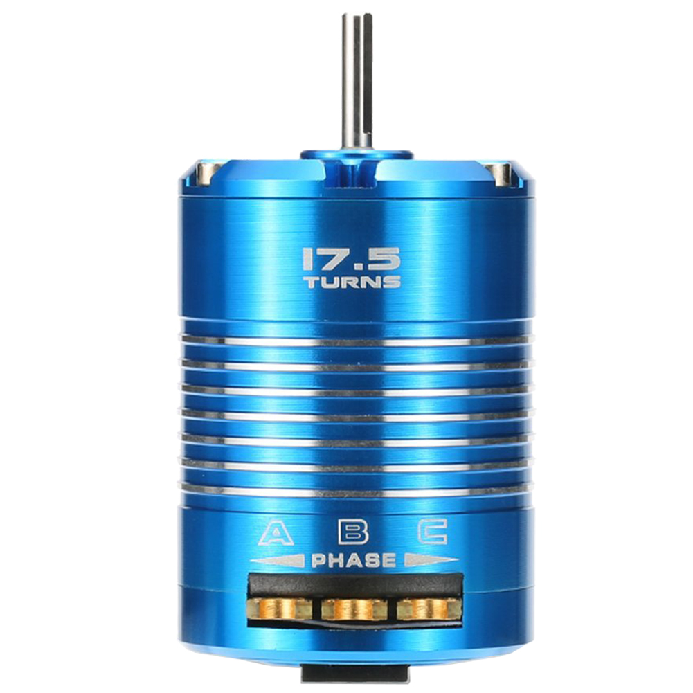 2018 New Arrival High Efficiency 540 17.5T 2200KV Sensored Brushless <font><b>Motor</b></font> for <font><b>1</b></font>/<font><b>10</b></font> RC Car Truck image