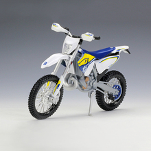 Maisto 1:12 Husqvarna FE501 Off road 1:12 scale Motorcycle Diecast Metal Bike Miniature Race Toy For Gift Collection