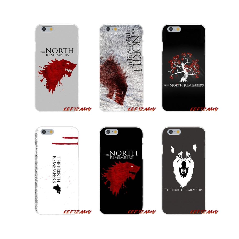 Accessories Phone Shell Covers The North Remembers game of throne For Samsung Galaxy A3 A5 A7 J1 J2 J3 J5 J7 2015 2016 2017 image