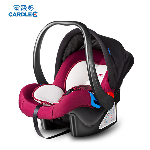 Exporter en Europe mignon et beaucoup de nouveau-né bébé panier enfant siège de sécurité voiture bébé 0-12 mois berceau
