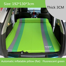 цены Car Bed Inflatable Car Mattress Camping Seat Travel Bed Air Mattress With Air Pump Moisture-Proof Pad       Car Mattress For SUV