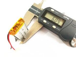 Image 5 - (10 أجزاء/وحدة) 3.7 V 602035 400 mah ليثيوم أيون بوليمر البطارية جودة السلع نوعية CE FCC بنفايات شهادة سلطة