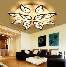 NiteCore Extreme LED creative ceiling lighting living room modern art simple round personality bedroom