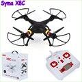 Original SYMA X8C FPV RC Quadcopter 6-Axis Zangão Profissional Com Câmera de 2MP WiFi RC Helicóptero Com Bateria E Lâminas