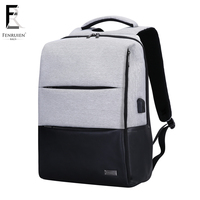 2018 Multifunction Anti theft Backpack Men Usb Charging Waterproof Backpack Laptop Travel Business Casual Work Bag Mochila