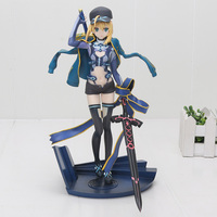 25cm Fate Grand Order Saber Mysterious Heroine X PVC Action Figure Collectible Model Toys Doll