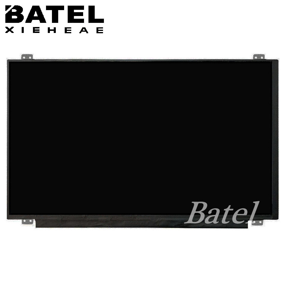 LCD for HP 15-ay102xx Notebook MVIUR Matrix LED Display with Touch Screen Digitizer Assembly 15-ay 809612-010 Panel Replacement original new laptop led lcd screen panel touch display matrix for hp 813961 001 15 6 inch hd b156xtk01 v 0 b156xtk01 0 1366 768