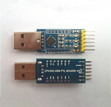 5pcs/lot CP2102 USB To TTL Module Burner Download Line For Arduino UNO R3 Pro Mini