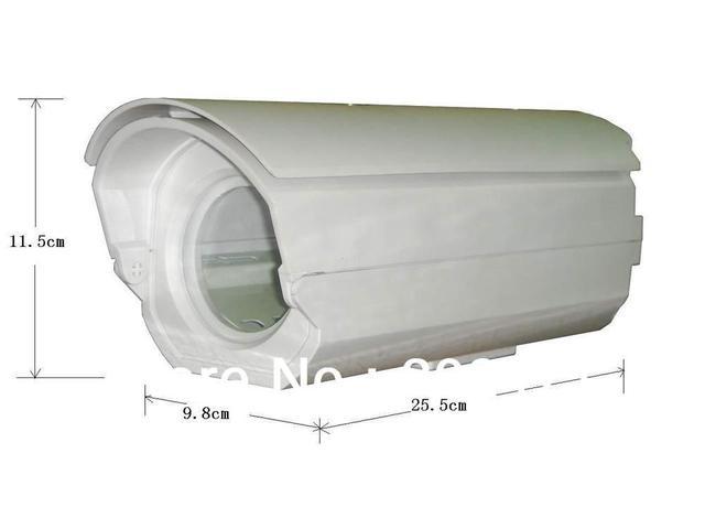 CCTV camera Indoor ABS plstic  housing