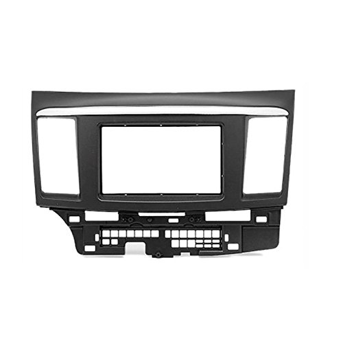 ФОТО 2 Din Car Radio Stereo Fascia Panel Frame DVD Dash Installation Kit for MITSUBISHI Lancer x, Galant Fortis 2007+ PROTON Inspira
