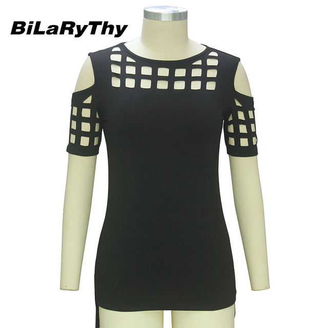 BiLaRyThy Summer Style Women's Casual O Neck Short Sleeve ...