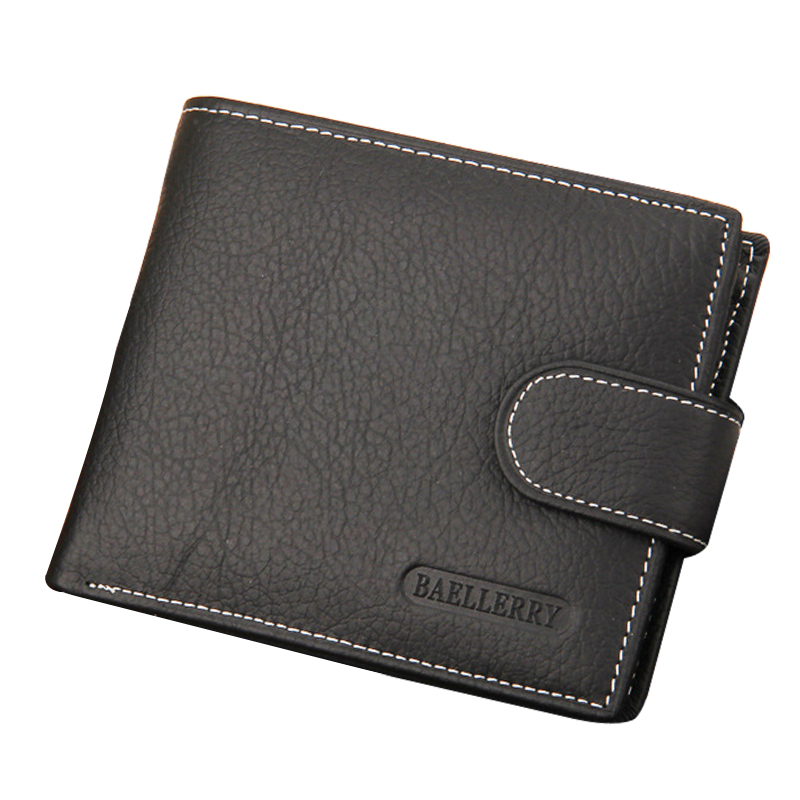 Wallet Men Leather Wallets Male Purse Money Credit Card Holder Genuine Coin Pocket Design Money Billfold Maschio Clutch contact s brand coin purse men wallets leather genuine clutch male wallet small money bag coin pocket walet credit card holder